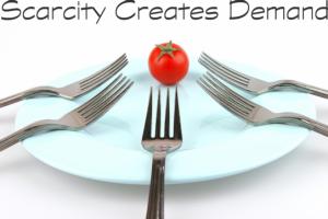 scarcity tomato