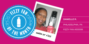 Fizzy fan of the month