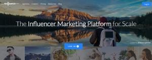 Revfluence - Influencer marketing