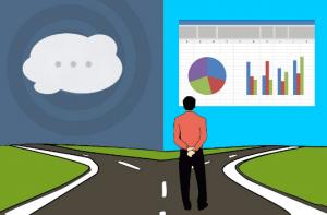 A/B testing data-driven decisions